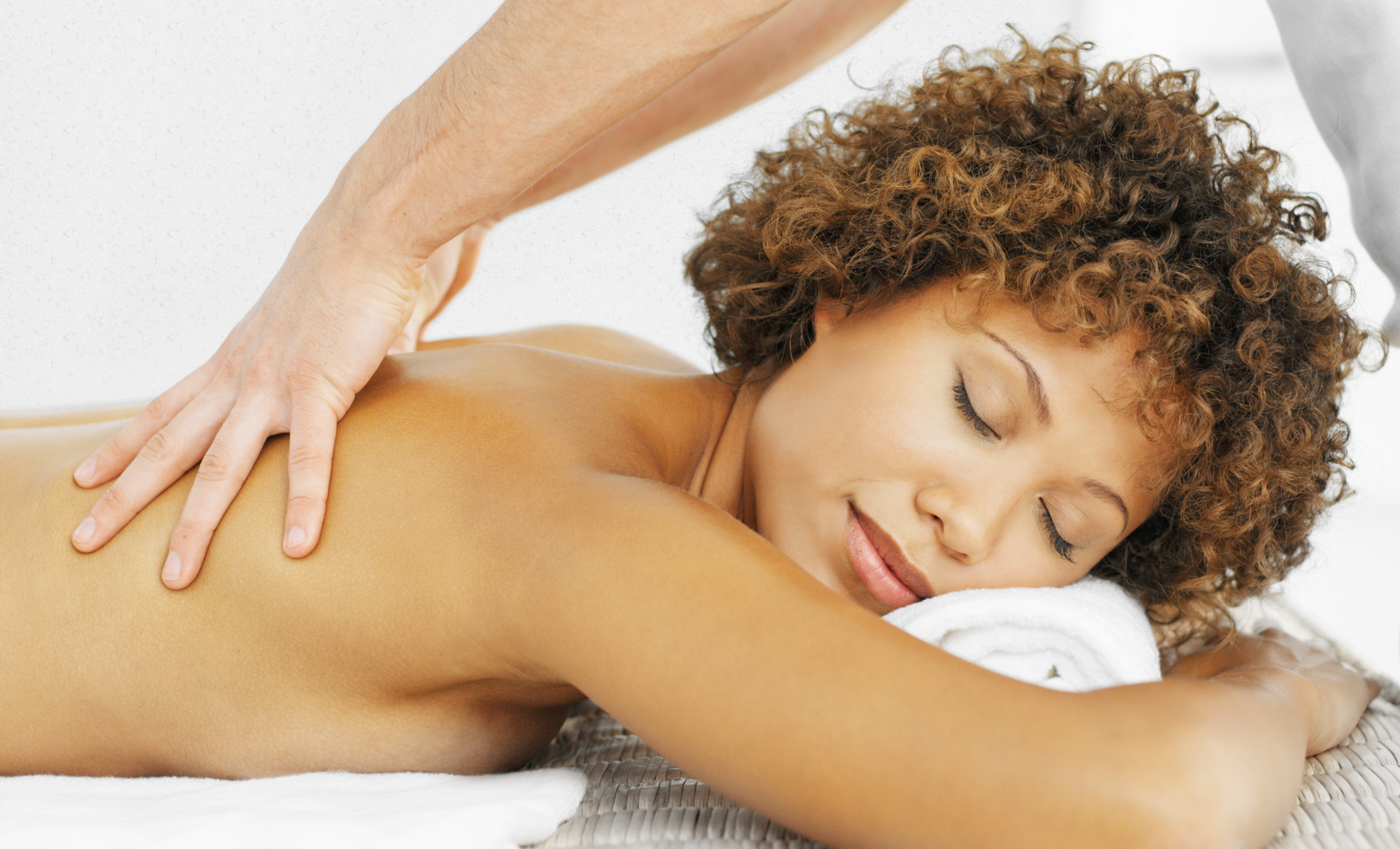 black massage