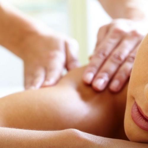 Back & Neck Massage (60 min)