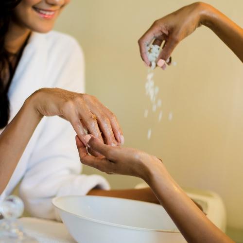 Spa Manicure (60 min)