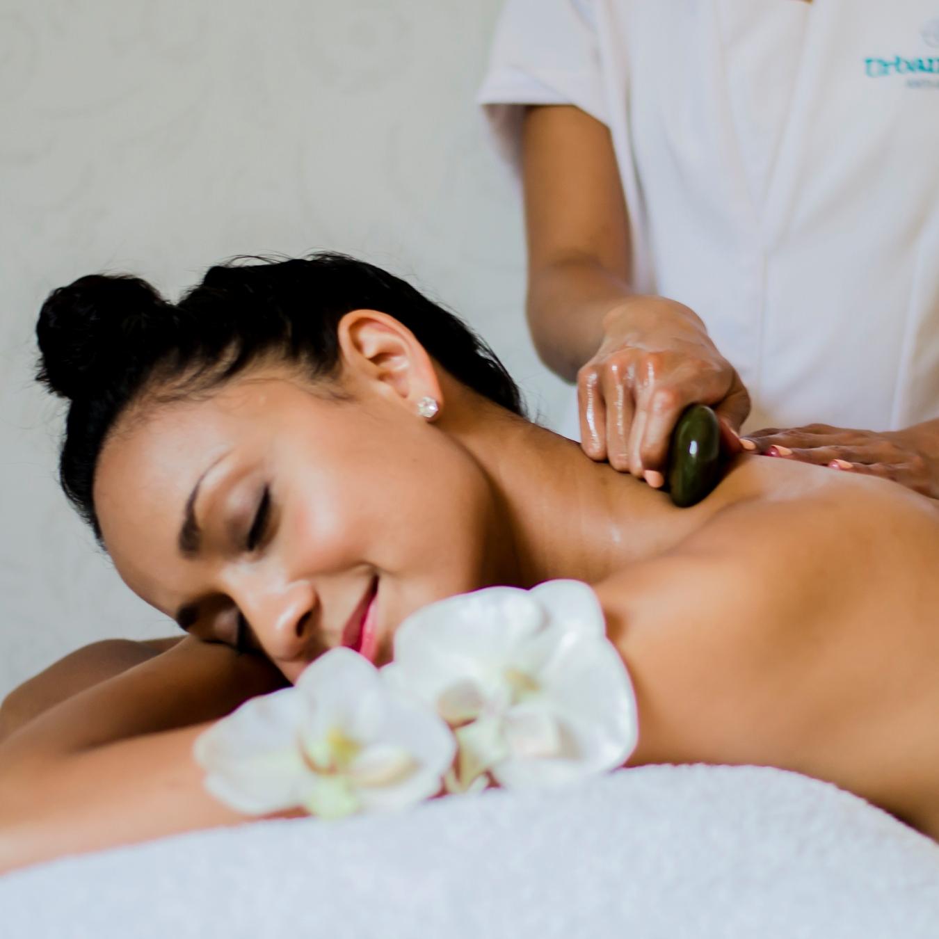 Back & Neck Massage (30 min)